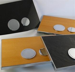 Эксклюзивные кнопки смыва от JOMO