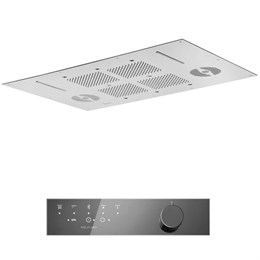 KT035AXX AquaElite верхний душ с 4-мя режимами 850x540 мм