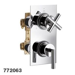 77206310 Palazzani Formula встроенный смесителя на 3 потребителя