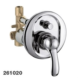 261020XX Palazzani Palace встроенный cмеситель для ванны и душа