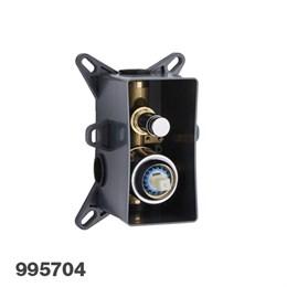 99570410 Palazzani PBox встроенная часть для смесителя на 2 потребителя