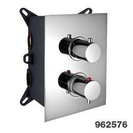 962576XX Palazzani PBox встроенный смеситель для душа на 3 потребителя