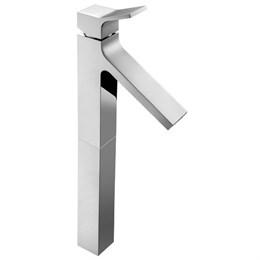 07307710 Palazzani Young высокий смеситель для раковины с донным клапаном Click-Clack